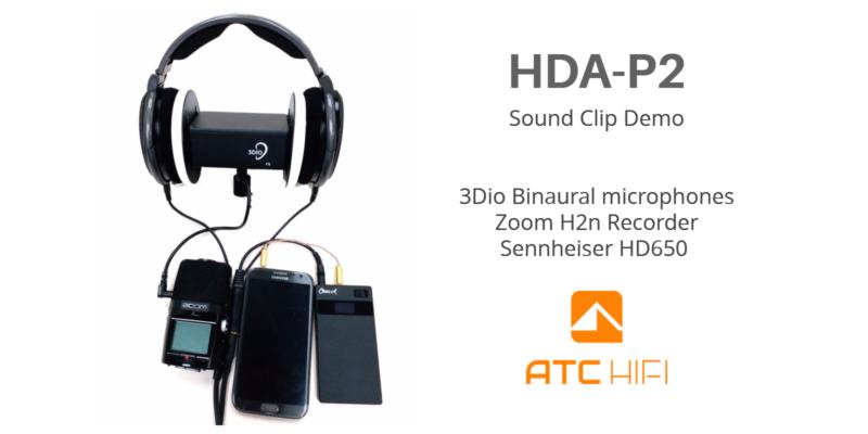 HDA-P2 Performance Test